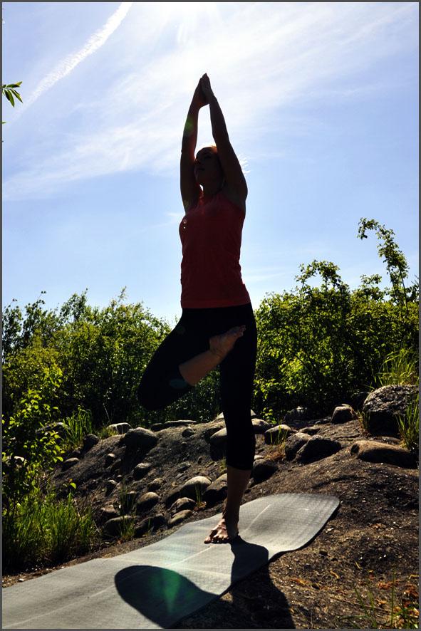 Yoga unter freiem himmel' oder 'das 7. berliner yogafestival ruft