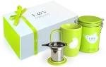 Løv Organic Løvely Mug COFFRET CADEAU MUG+FILTRE+LOVGO - RVB