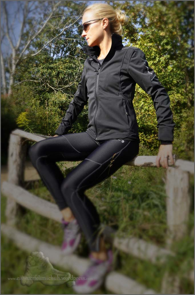 Brooks Utopia Softshell Jacket
