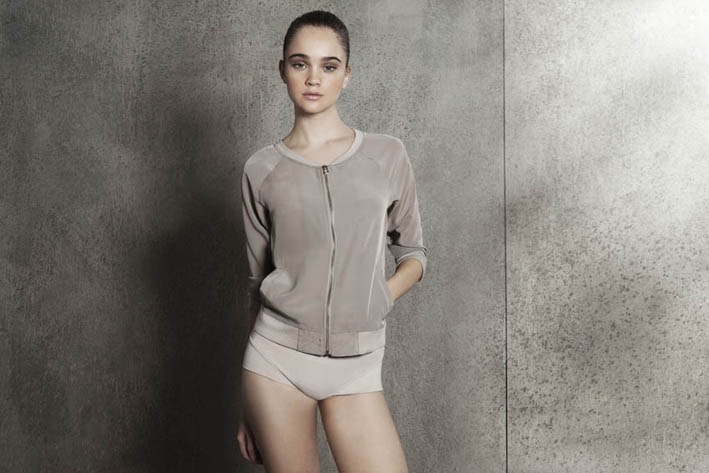 Oysho Gym Wear Kollektion Jacke