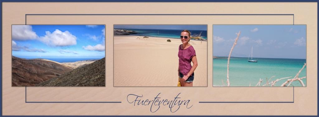 Sending Postcards Fuerteventura I