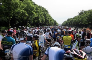 Berlin-Velothon-Rennrad-Start