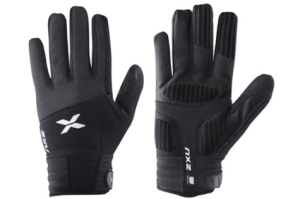 Rennrad-Triathlon-2XU-Sub-Zero-Gloves-Silikon-Applikationen