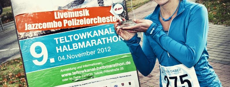 Teltowkanal Halbmarathon
