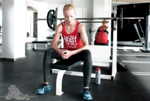 Beast Training Workout Fitness Eiswuerfelimschuh