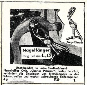 Pannenschutz Nagelfänger