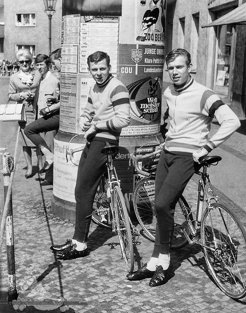 Radsport Foto Berliner Rad Amateure 1964