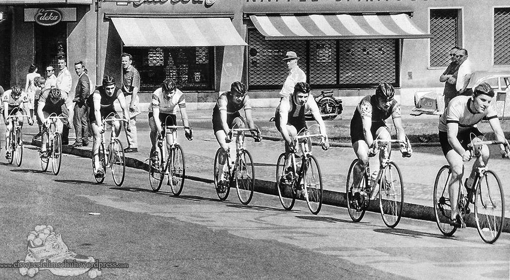 Radsport Foto Straßenrennen Berliner Rad Amateure