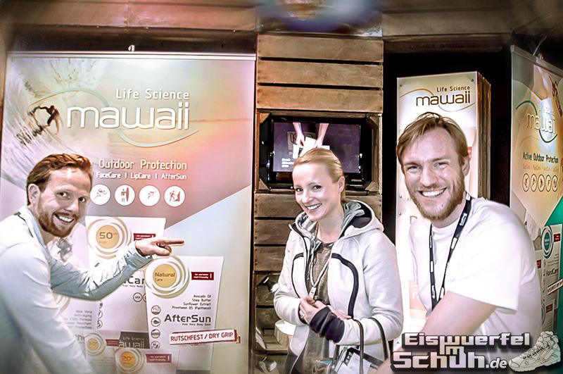 EISWUERFELIMSCHUH Sportmesse Laufschuh-Symposium ISPO 2014 (24)