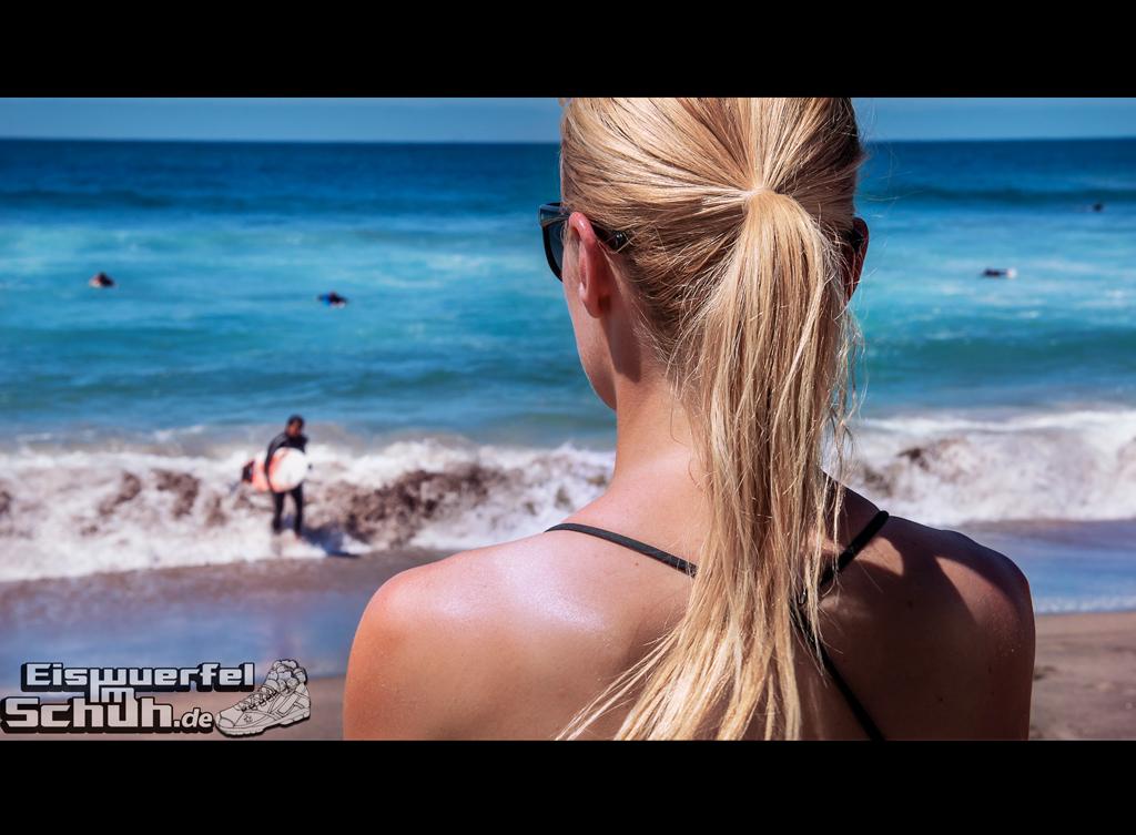 EISWUERFELIMSCHUH - Surfen Strand Meer Sonne