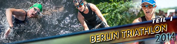 EISWUERFELIMSCHUH - BERLIN Triathlon 2014 TEIL I Banner Header