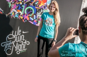 EISWUERFELIMSCHUH - NIKE We Own The Night Women Run Lauf Event Berlin 2014 (49)
