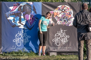 EISWUERFELIMSCHUH - NIKE We Own The Night Women Run Lauf Event Berlin 2014 (52)