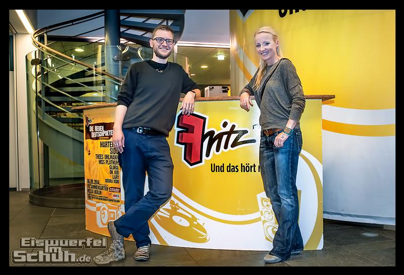 EISWUERFELIMSCHUH - Berlin Radio Fritz RBB Interview (5)
