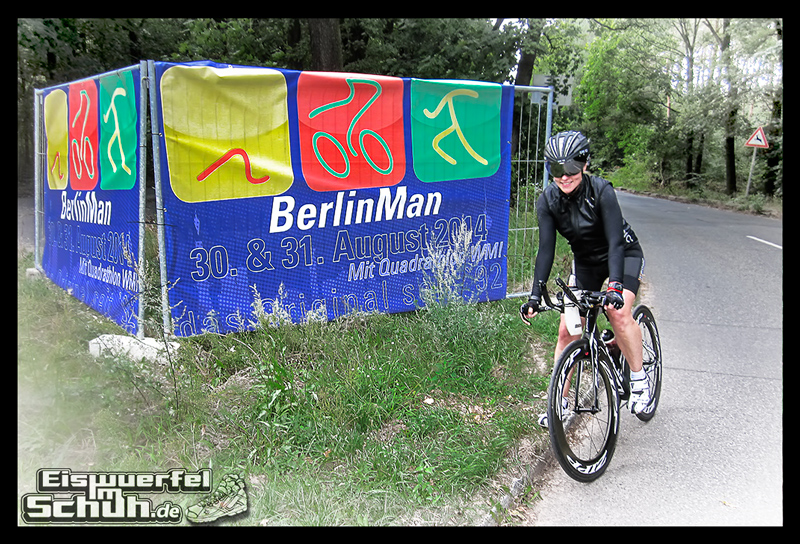 EISWUERFELIMSCHUH - RADGESCHICHTEN Triathlon Berlin Man Training Fuji (2)