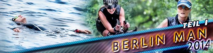 EISWUERFELIMSCHUH - BERLIN MAN Triathlon 2014 TEIL I Banner Header