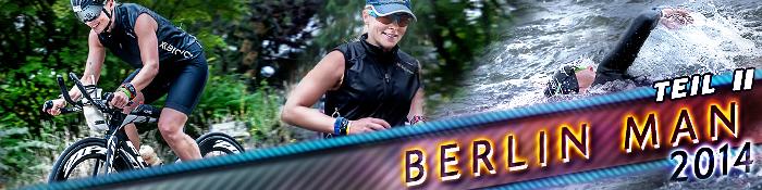 EISWUERFELIMSCHUH - BERLIN MAN Triathlon 2014 TEIL I I Banner Header