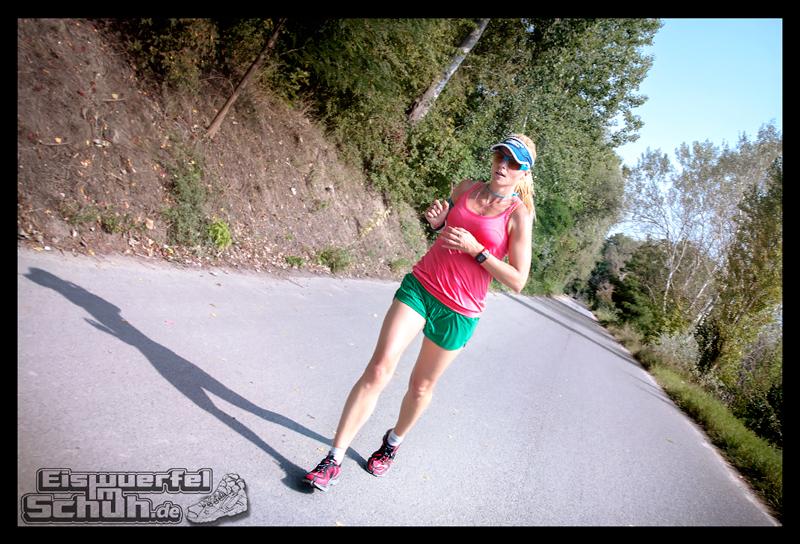 EISWUERFELIMSCHUH - Laufen im Spätsommer Kiez (1)