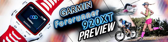 EISWUERFELIMSCHUH - GARMIN FORERUNNER 920XT Banner Header (00)