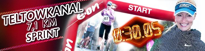 EISWUERFELIMSCHUH - Teltowkanal Halbmarathon Berlin Banner Header 2014