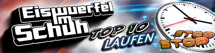 EISWUERFELIMSCHUH - TOP 10 Laufen Bestzeit Verpasst Banner Header (A) (2)