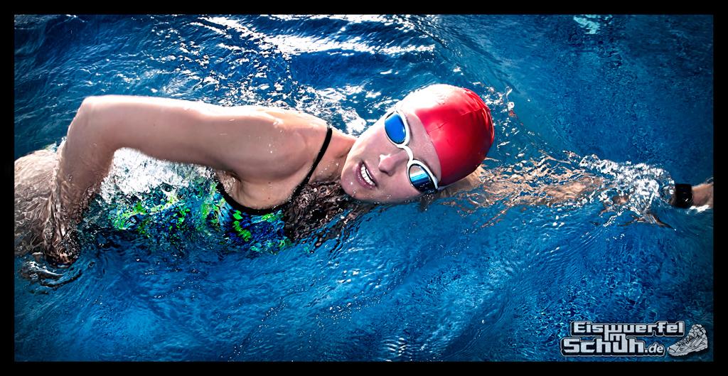 EISWUERFELIMSCHUH - Schwimmen Triathlon ZOGGS