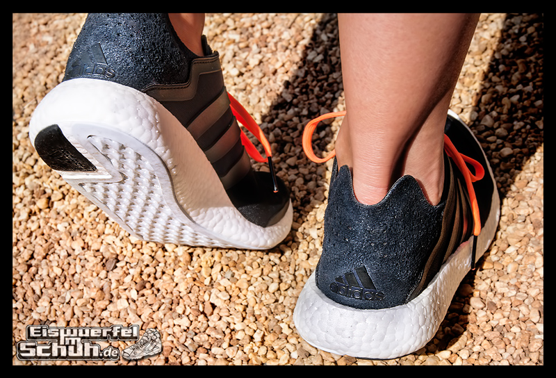 pure boost schuh adidas test