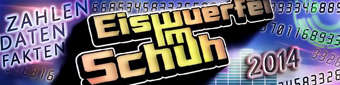 EISWUERFELIMSCHUH - Jahresrueckblick Daten Zahlen 2014 Banner 01