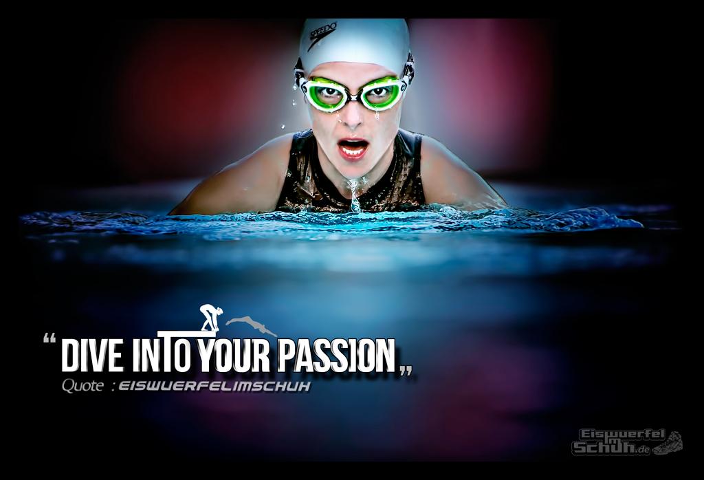 EISWUERFELIMSCHUH - Motivation Leidenschaft Schwimmen Triathlon SPEEDO ZOGGS Rot