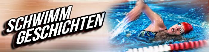 EISWUERFELIMSCHUH - Schwimm Geschichten Chicago InterContinental Pool Zoggs Banner Header