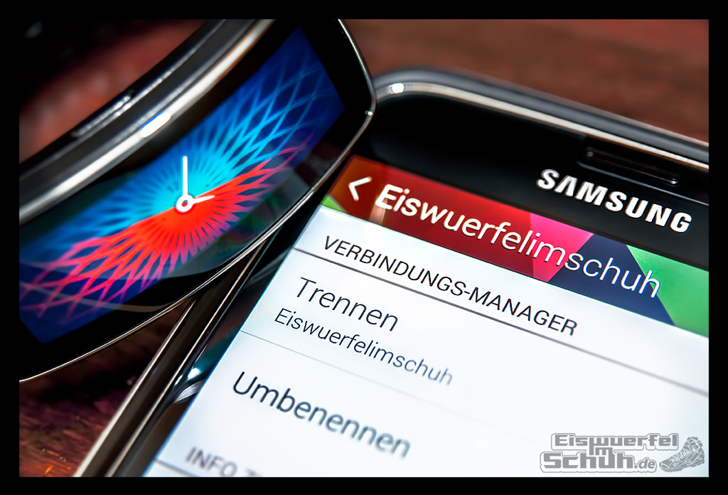 EISWUERFELIMSCHUH - SAMSUNG GEAR FIT TEST Fitness Tracker (8)