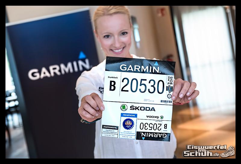 EISWUERFELIMSCHUH - GARMIN VELOTHON BERLIN 2015 Radrennen (1)