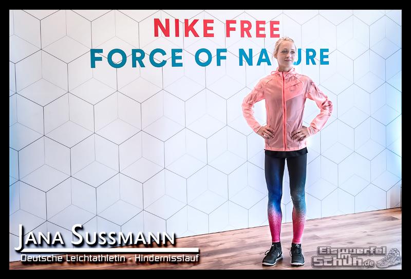 EISWUERFELIMSCHUH - NIKE FREE Hamburg Running Laufen (42)
