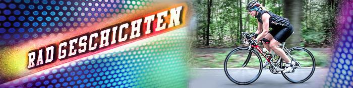EISWUERFELIMSCHUH - Radgeschichten in der Gruppe Banner Header