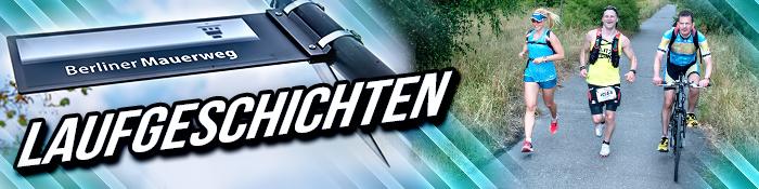 EISWUERFELIMSCHUH - Berliner Mauerweg Laufgeschichten Banner Header