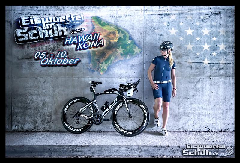 EISWUERFELIMSCHUH - Fliegt Nach HAWAII KONA Ironman World Championship (2)