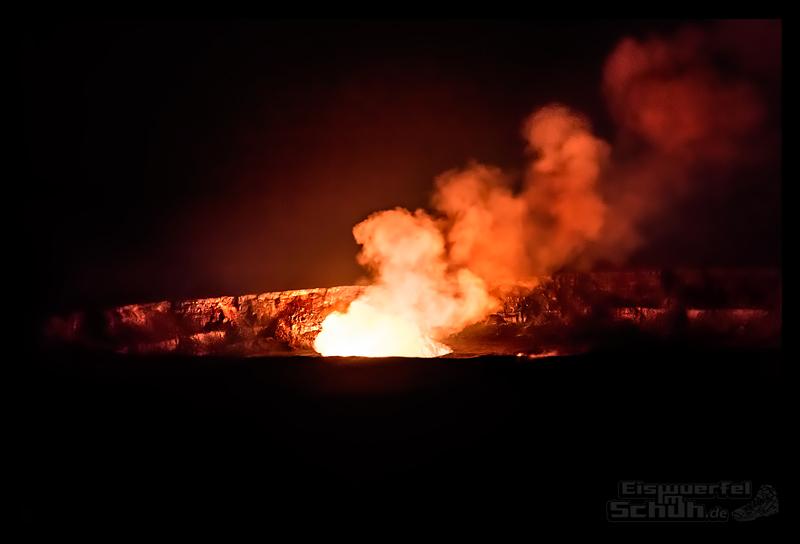 EISWUERFELIMSCHUH - Hawaii Big Island Volcano 04