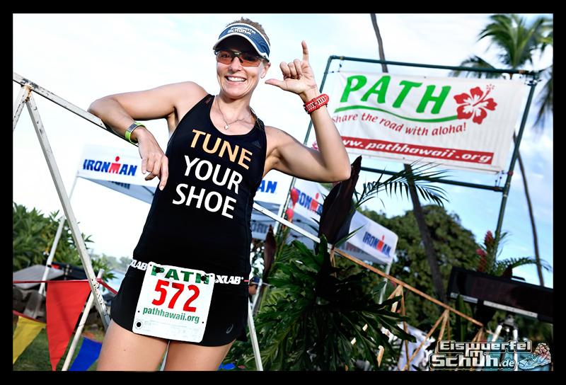 EISWUERFELIMSCHUH - Hawaii Path Run Ironman Lauf Kona Occasion 019