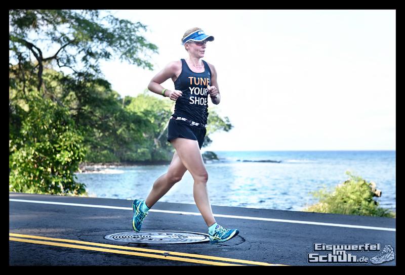 EISWUERFELIMSCHUH - Hawaii Path Run Ironman Lauf Kona Occasion 044