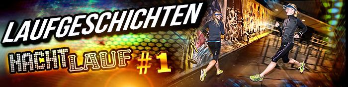 EISWUERFELIMSCHUH - Nacht Lauf 1 Stadt Night Run City Berlin Banner Header