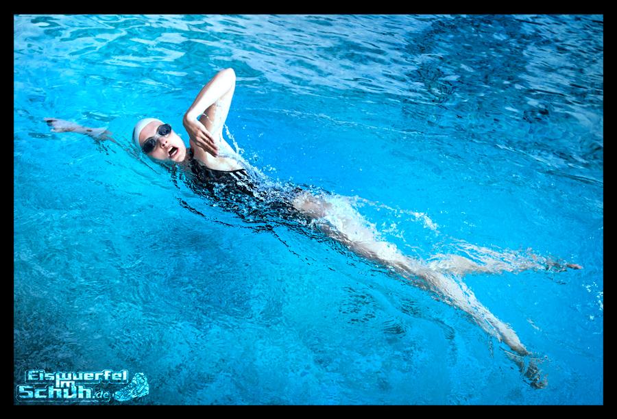 EISWUERFELIMSCHUH - Schwimmen Adidas Speedo Arena Brille