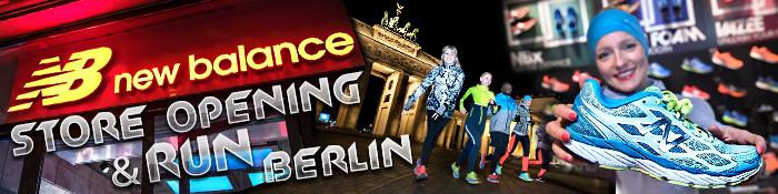 EISWUERFELIMSCHUH - New Balance Opening Berlin Lauf Fitness Lifestyle Banner Header