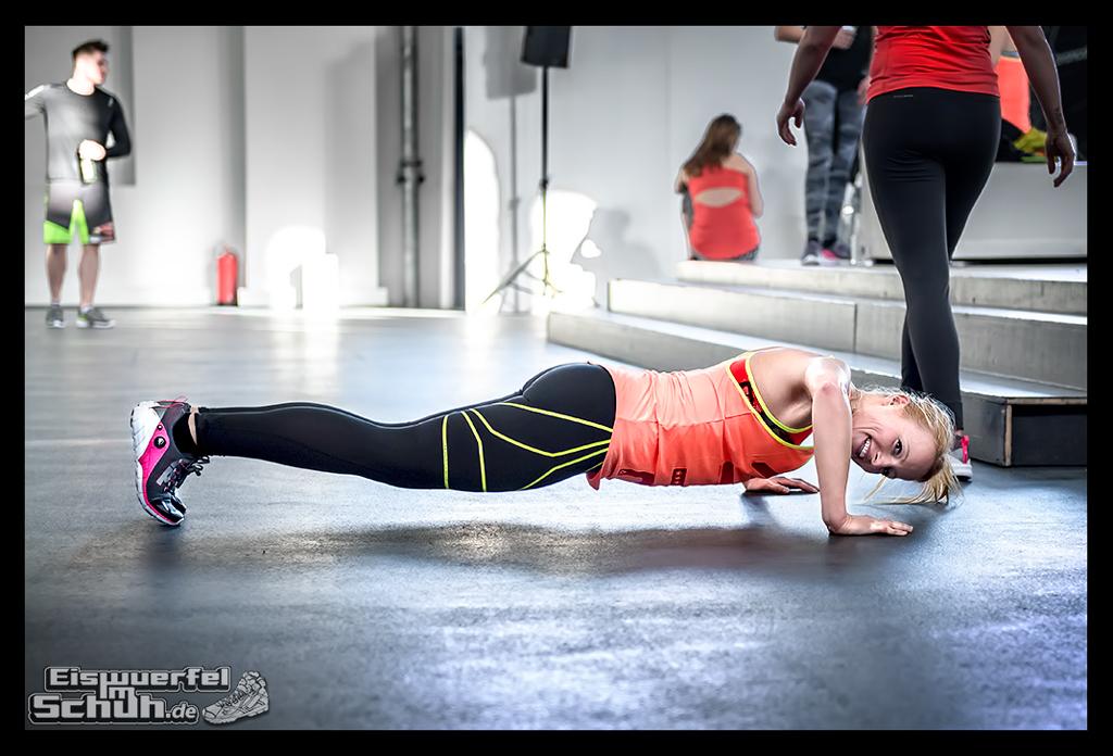 EISWUERFELIMSCHUH - Reebok ZPump Fusion Fitness Training (104)
