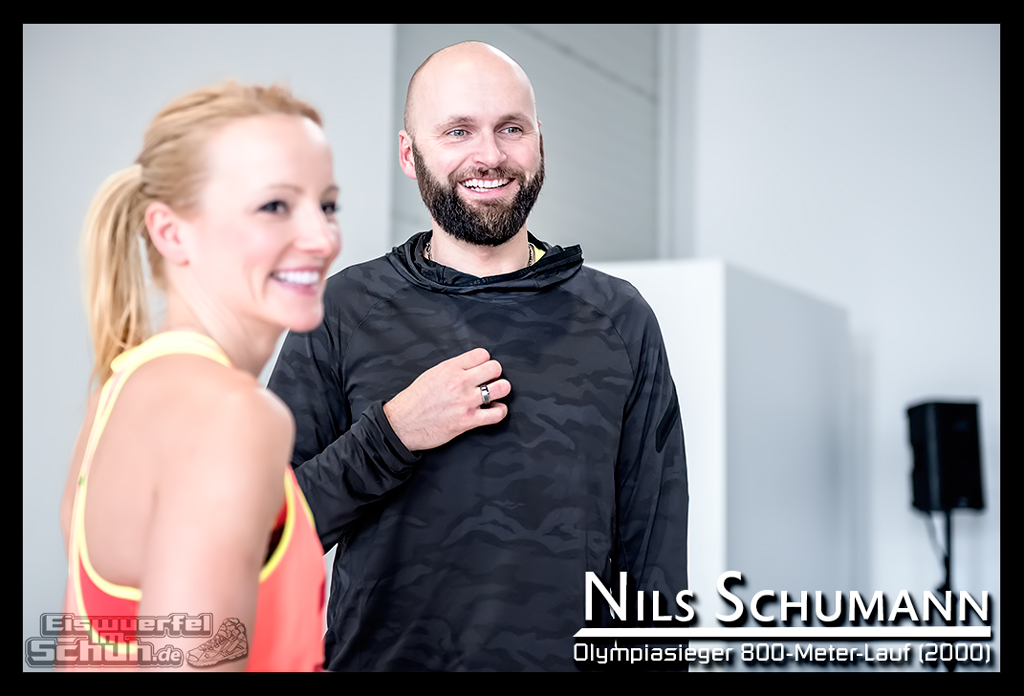 EISWUERFELIMSCHUH - Reebok ZPump Fusion Fitness Training (145)
