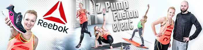 EISWUERFELIMSCHUH - Reebok ZPump Fusion Fitness Training Banner Header (2)