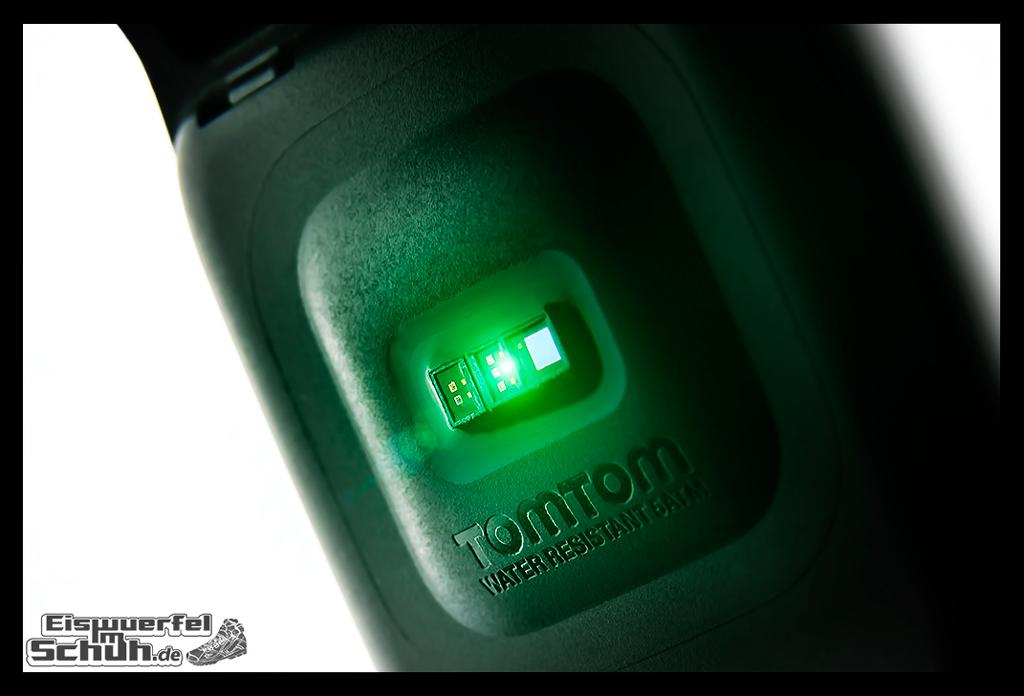 EISWUERFELIMSCHUH - TomTom Spark Cardio Multisport Laufen Fitnesstracker Herzfrequenz GPS Test Review (11)
