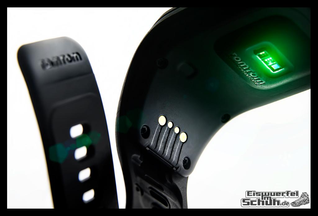 EISWUERFELIMSCHUH - TomTom Spark Cardio Multisport Laufen Fitnesstracker Herzfrequenz GPS Test Review (17)