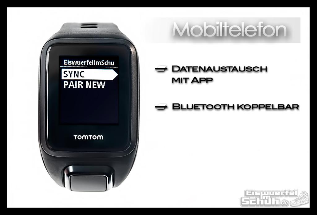 EISWUERFELIMSCHUH - TomTom Spark Cardio Multisport Laufen Fitnesstracker Herzfrequenz GPS Test Review (19)