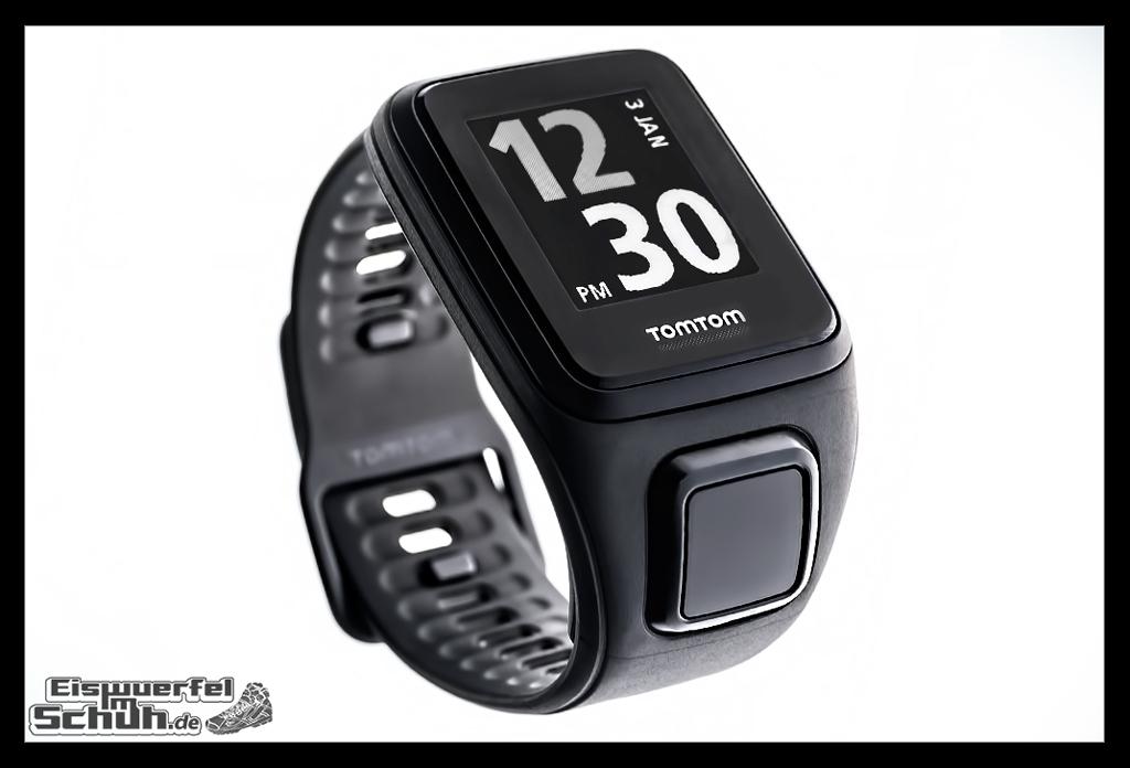 EISWUERFELIMSCHUH - TomTom Spark Cardio Multisport Laufen Fitnesstracker Herzfrequenz GPS Test Review (7)