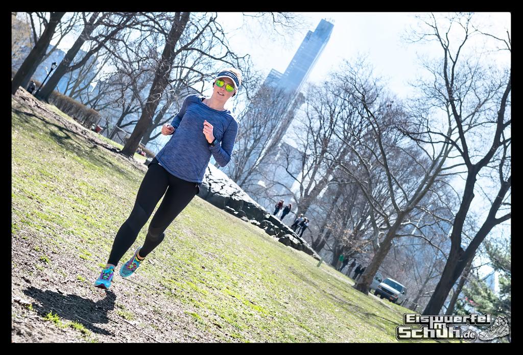 EISWUERFELIMSCHUH - Laufen Im Central Park Von New York (40)
